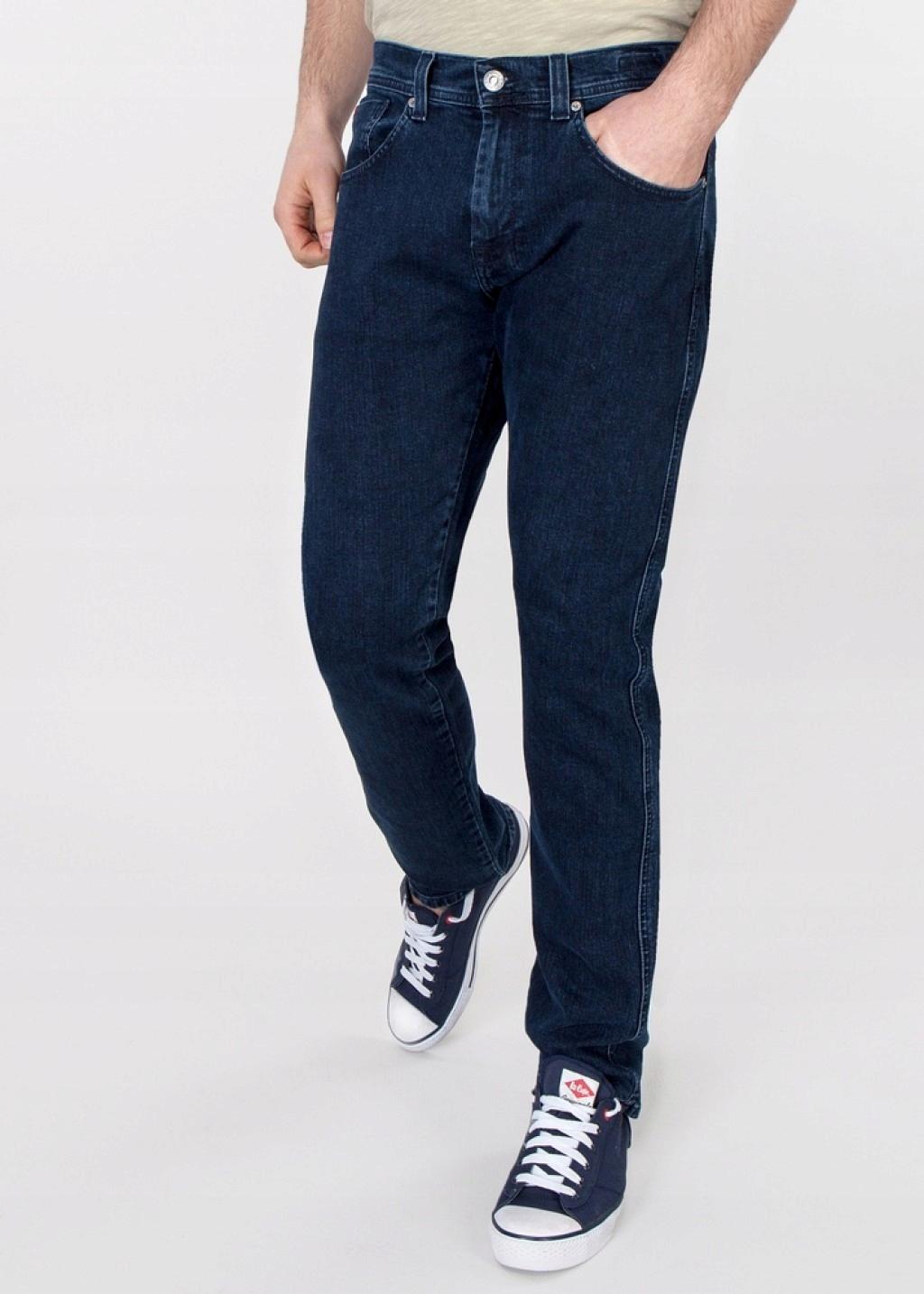 Lee Cooper Jeans LC7504 SEVRAN BLUE BLACK 3630