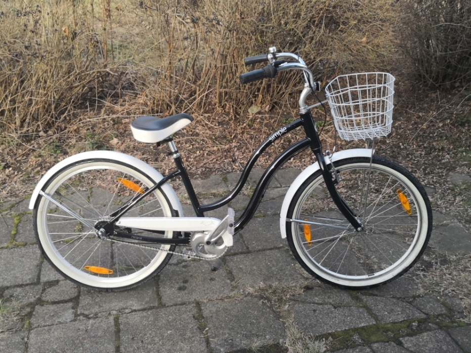 rower Giant Simple po 1 sezonie