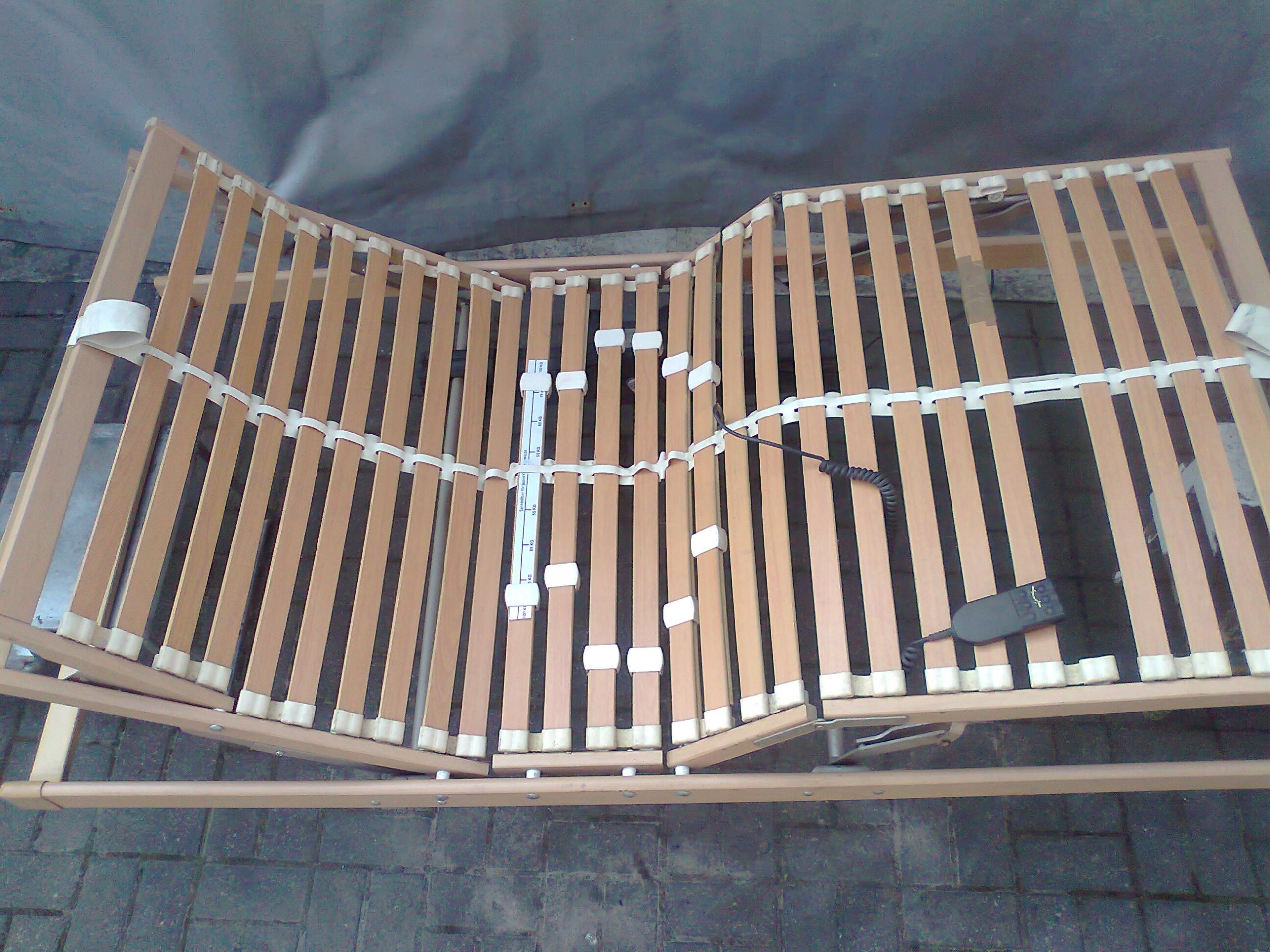 Stelaż łóżka Rehabilitacyjnego Na Pilota 100x196cm