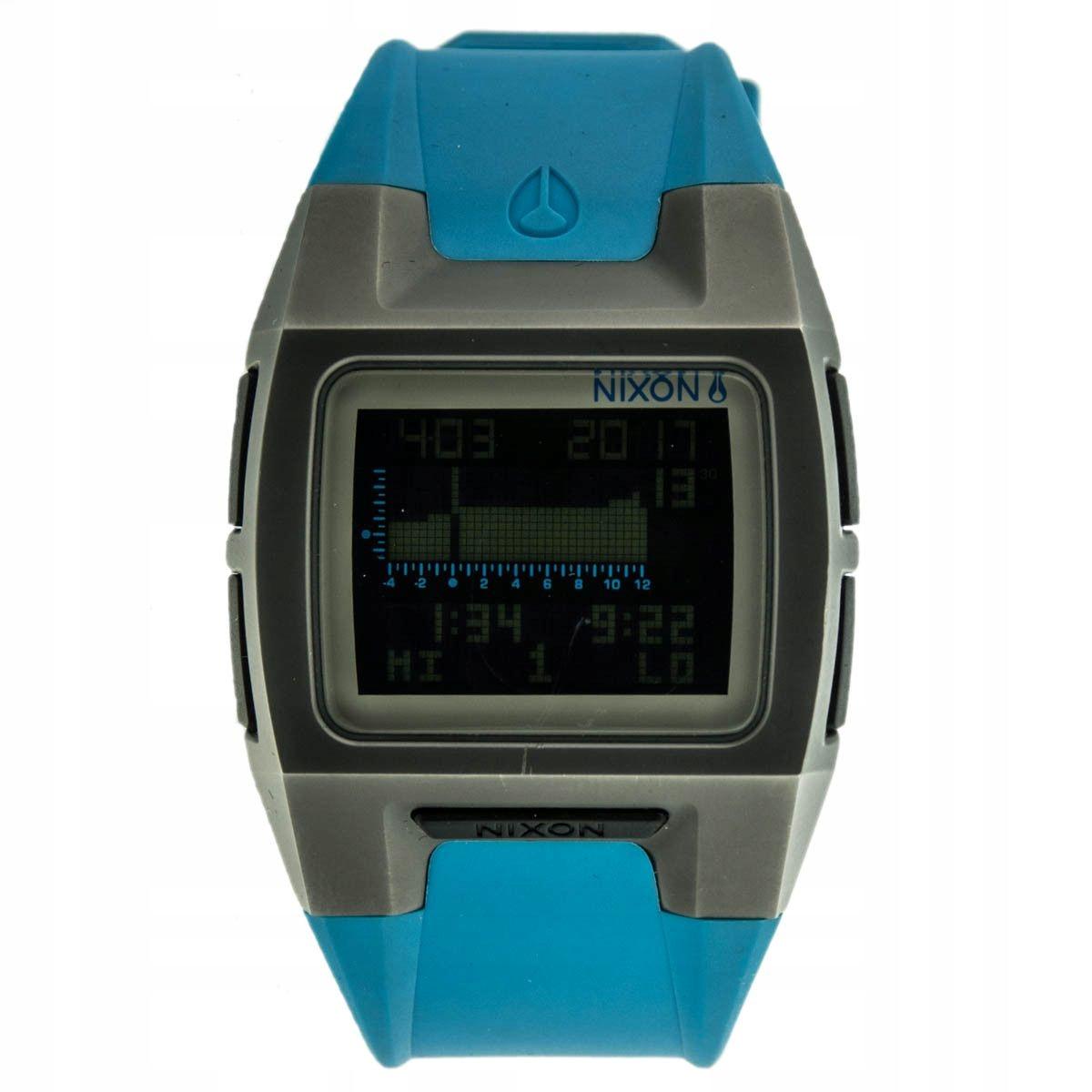 Zegarek NIXON A503917-00 chronograf 10ATM