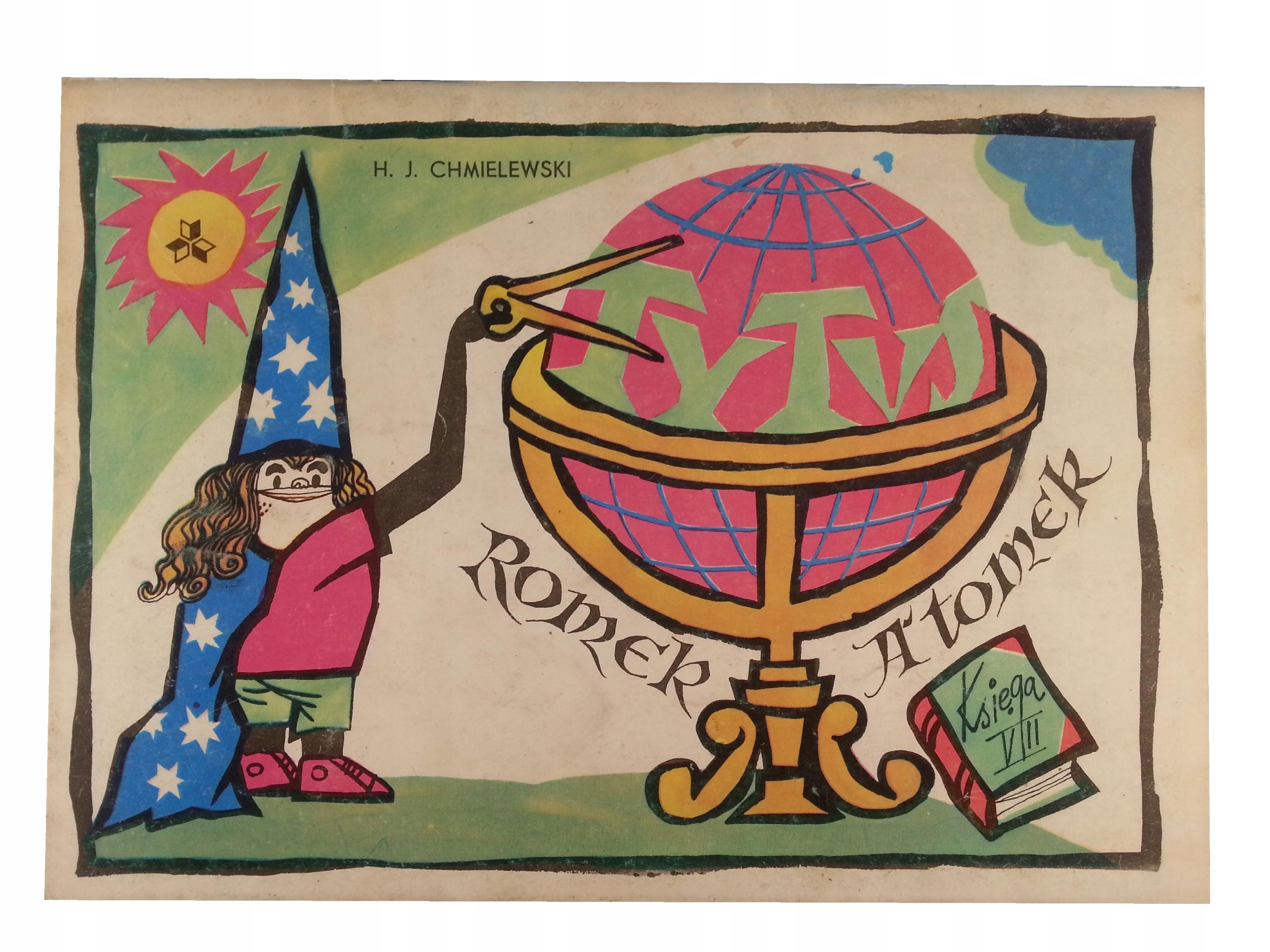 Komiks - TYTUS ROMEK I ATOMEK KSIĘGA VIII