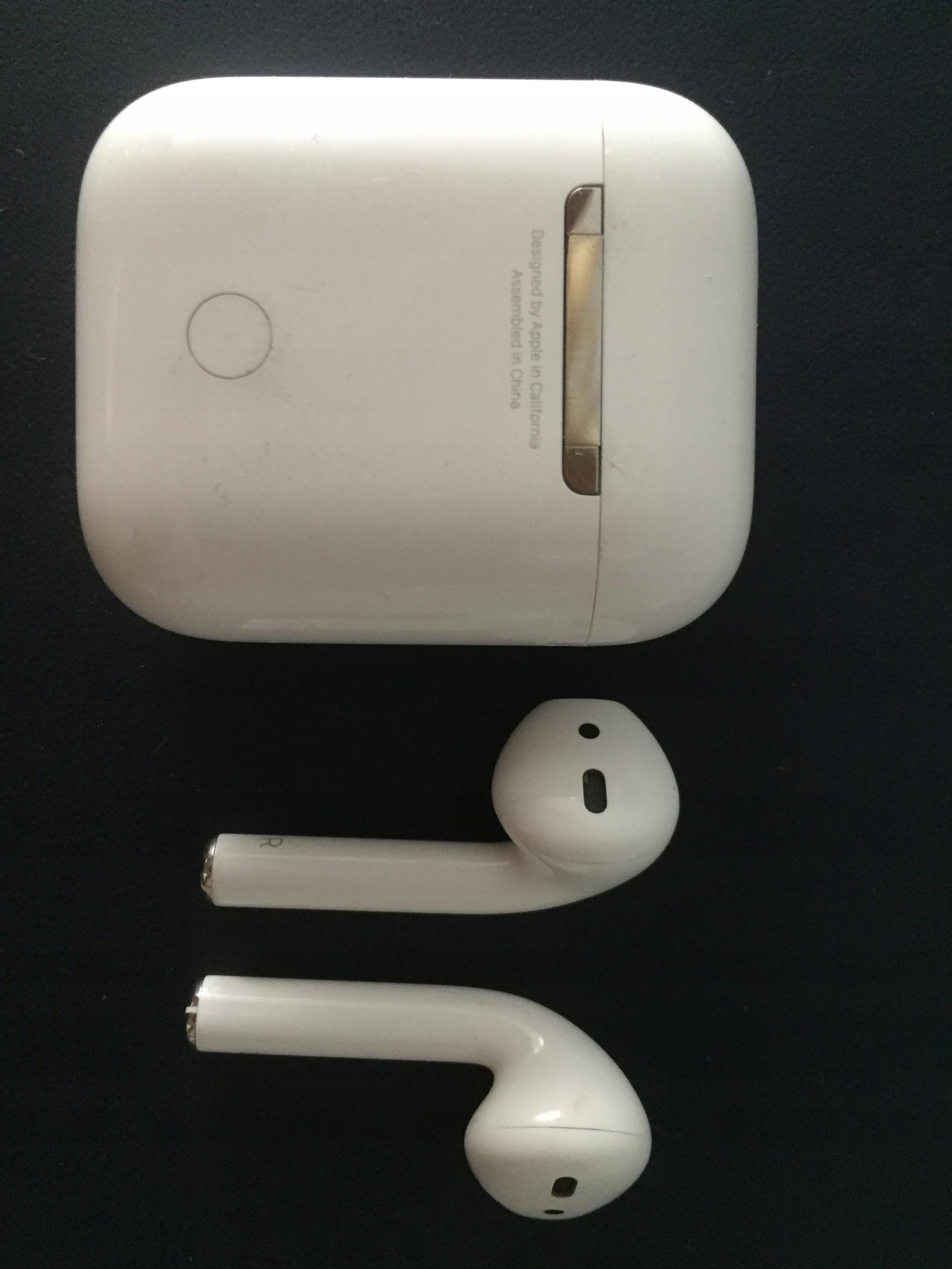 Słuchawki Apple bezprzewodowe AirPods
