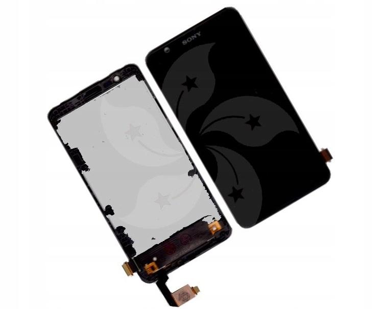 SONY E4 E2104 E2105 E2115 WYŚWIETLACZ LCD RAMKA