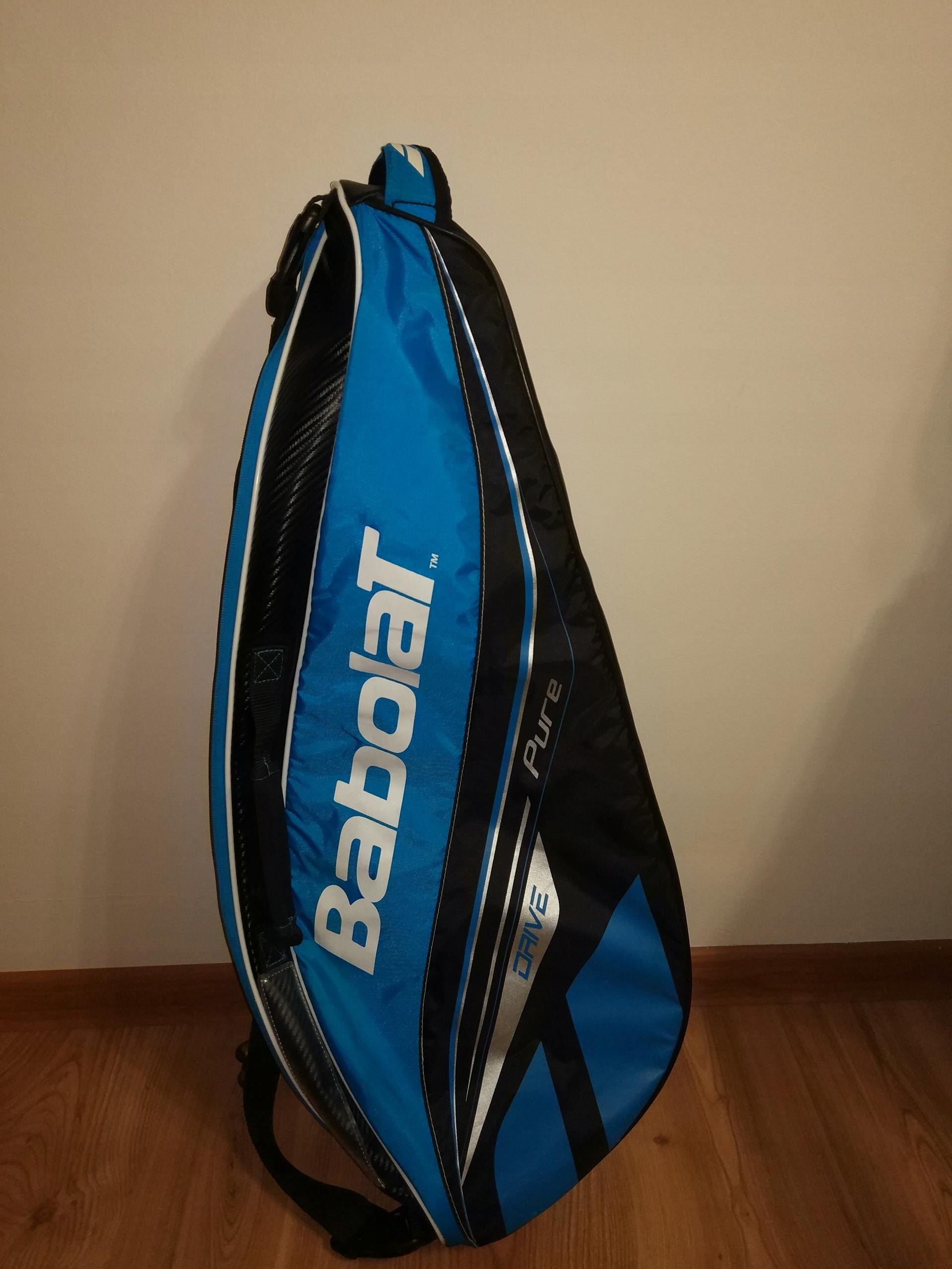 Torba tenisowa Babolat Thermobag x3 Pure Drive