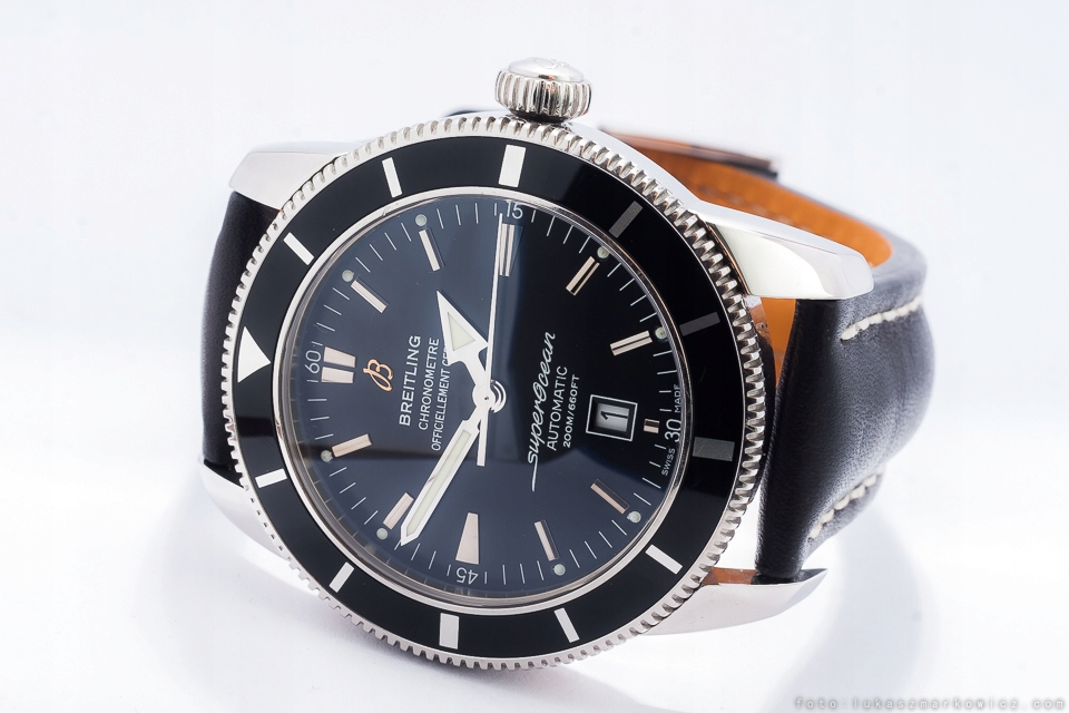 BREITLING SUPEROCEAN HERITAGE 46MM A17320 /BOX