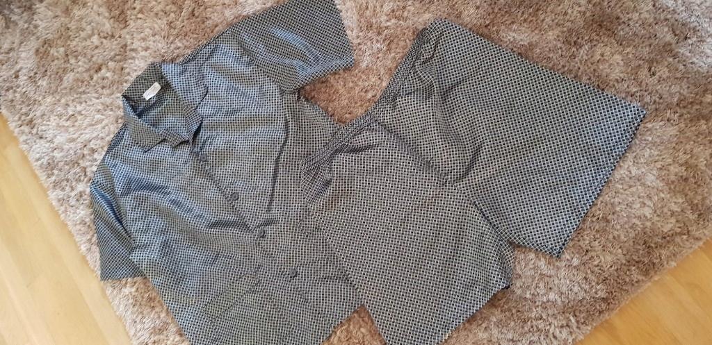 piżama męska LATO ___XL