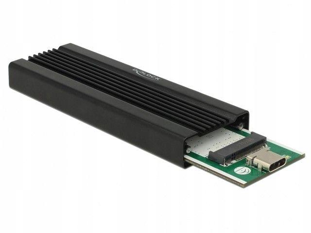 BYD - Delock Kieszeń zewnętrzna SSD M.2 NVME USB C
