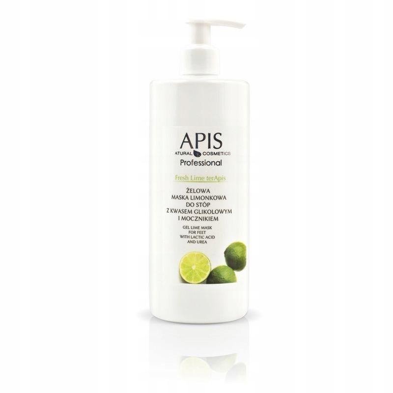 APIS Fresh Lime terApis żelowa maska limonkowa do