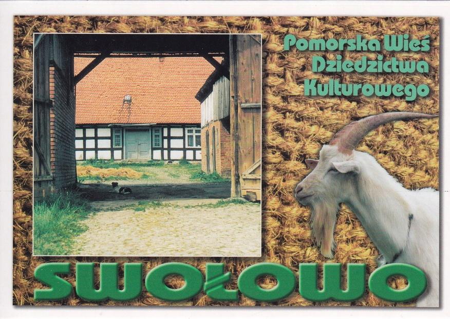 SWOŁOWO - ZAGRODA - KOZA - WIEŚ DZIEDZICTWA KULTUR