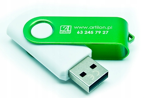 PENDRIVE 16 GB USB Z NADRUKIEM LOGO 20 szt.