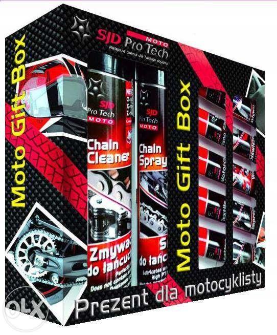 Zestaw moto gift box ProTechMoto Hona AutoWitolin