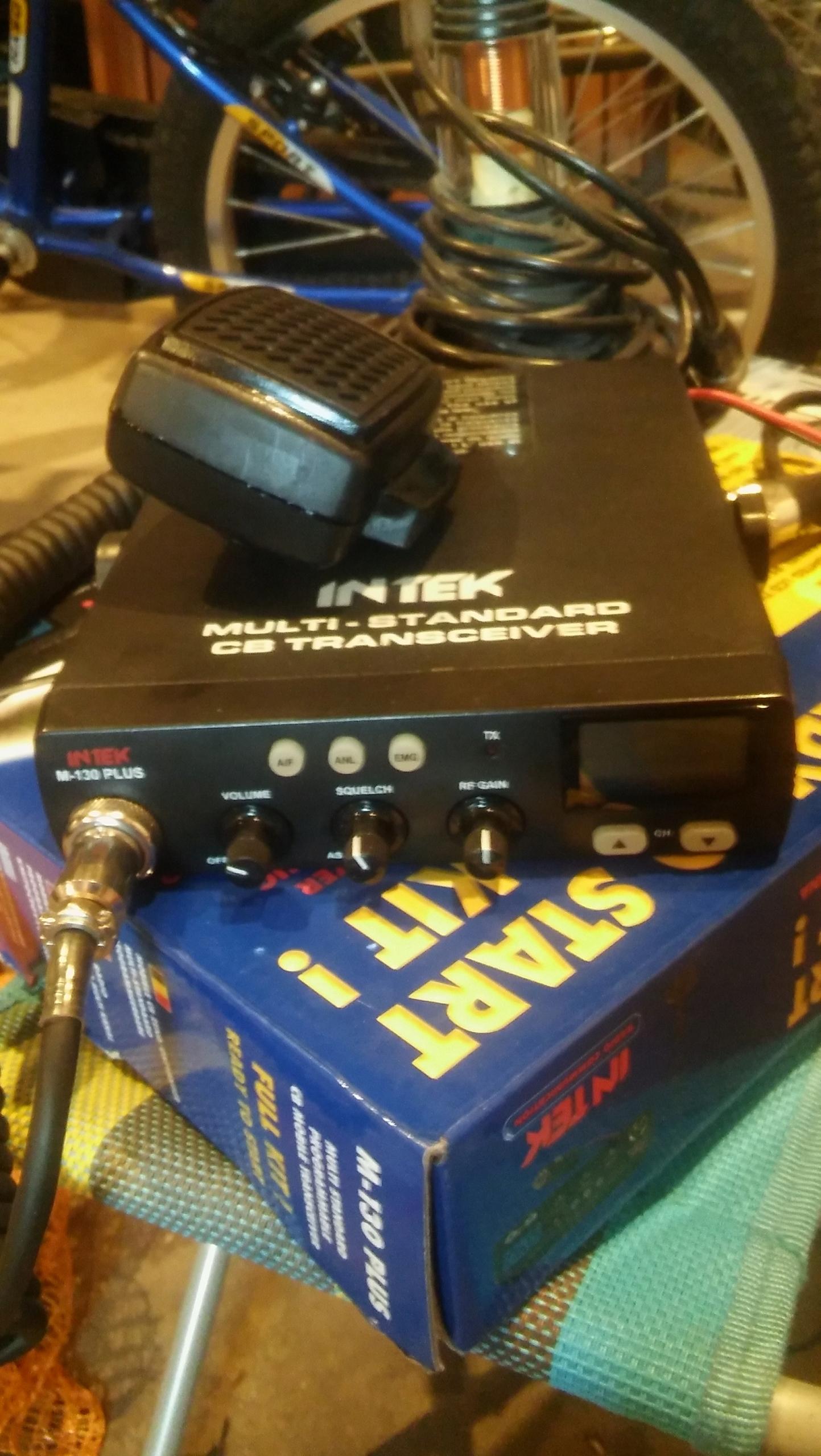 CB Radio Intek m130 Plus