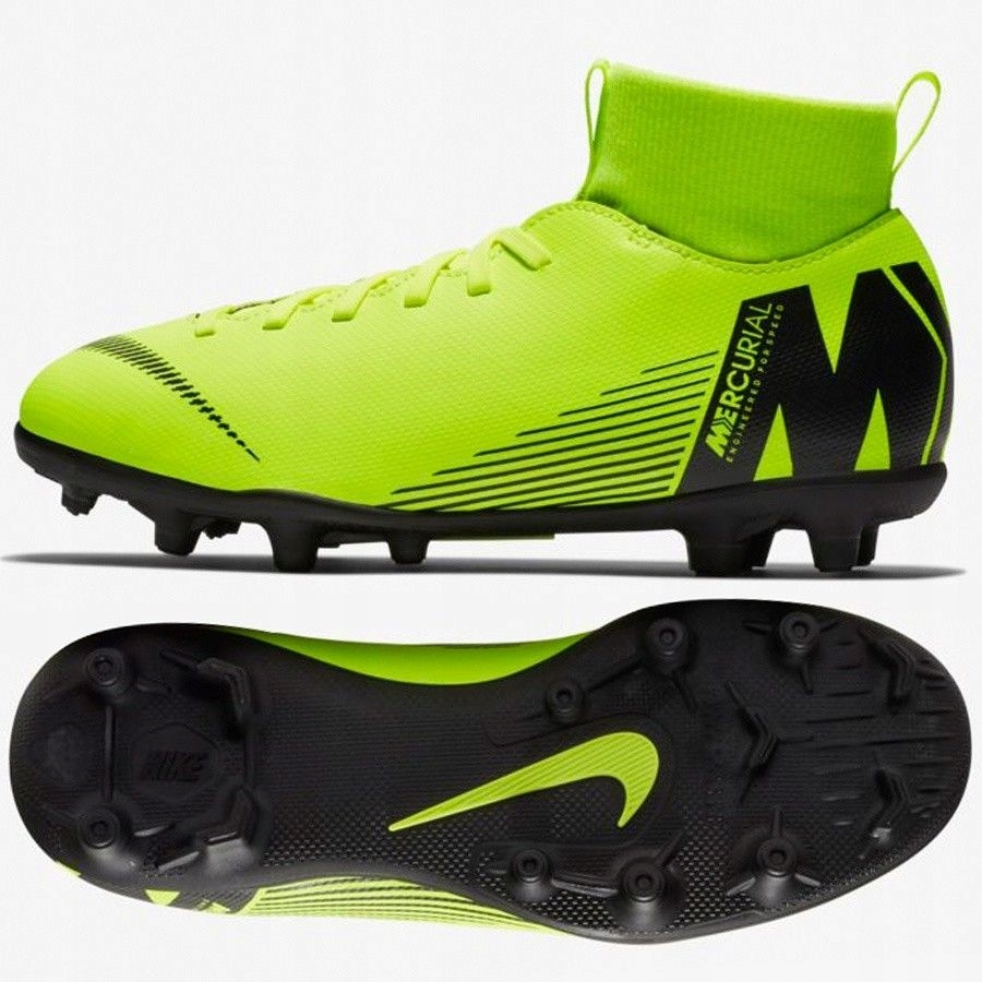Buty Nike JR Mercurial Superfly 6 Club MG AH7339 7