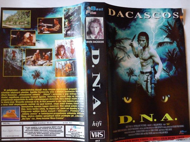 D.N.A. - Mark Dacascos Jurgen Prochnow