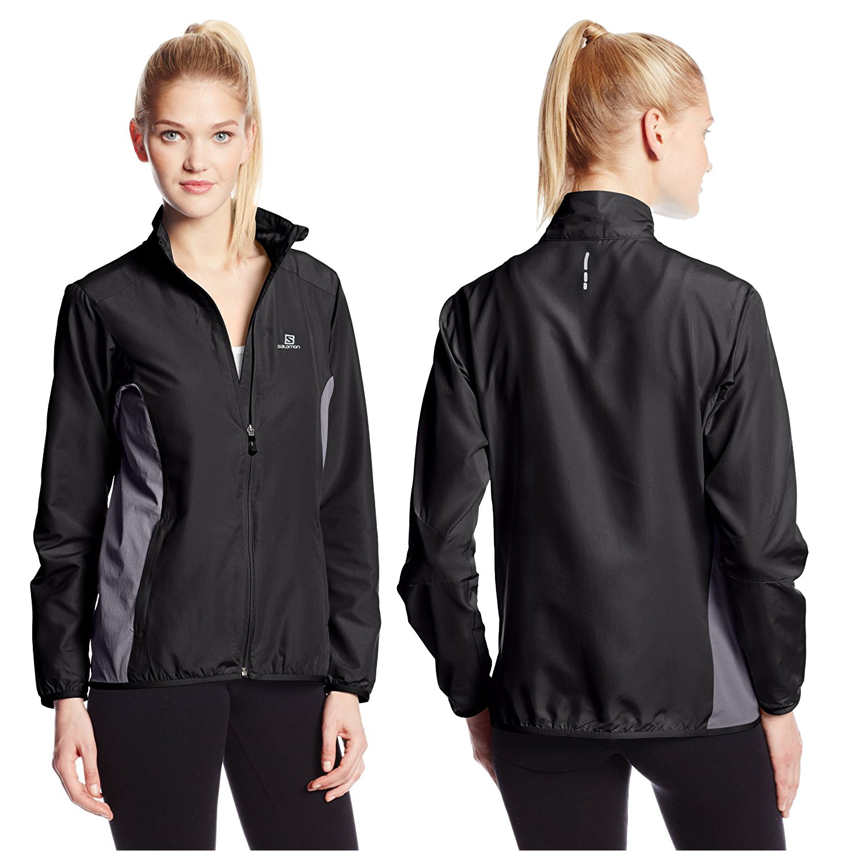 Salomon Start Wind Jacket kurtka damska biegowa XS