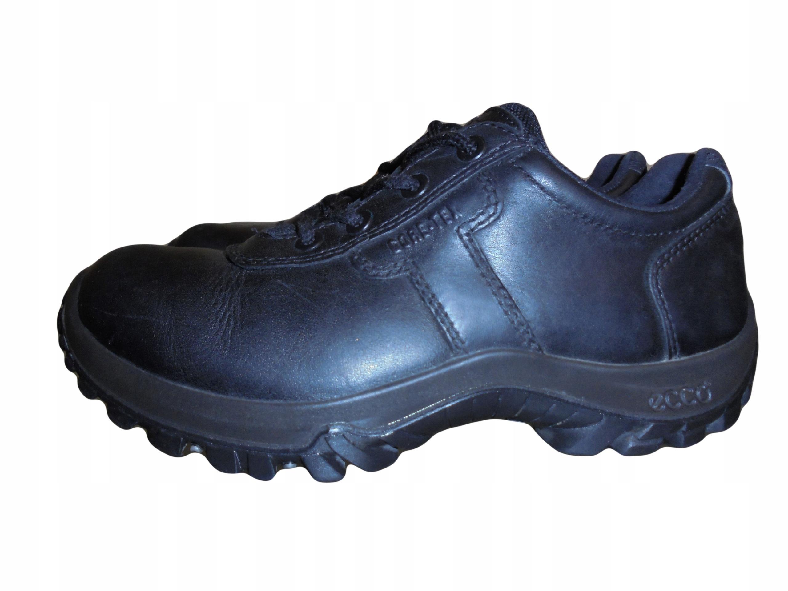 Skórzane buty Ecco z Gore-tex. Stan idealny. 36