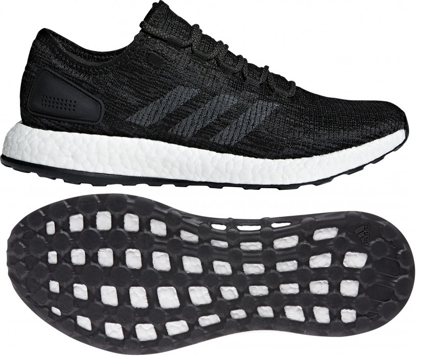 Buty adidas Pureboost CP9326 | Czarny | Profesjonalny