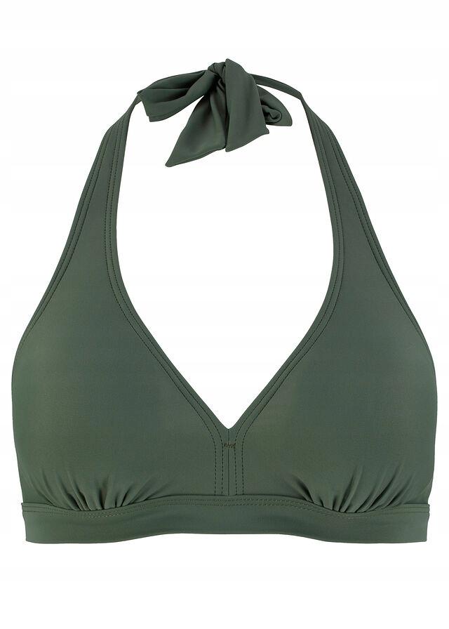 Biustonosz bikini z ramiączk zielony 42 XL 977524