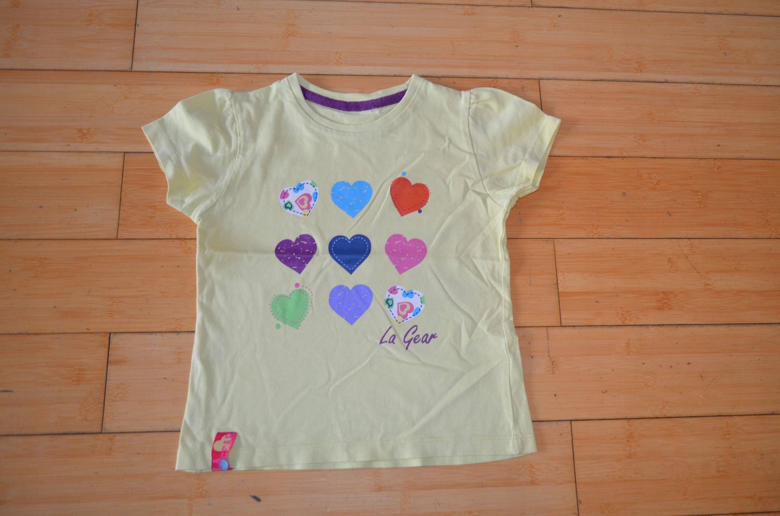 Koszulka Bluzka girl2girl 116 / 5-6 lat