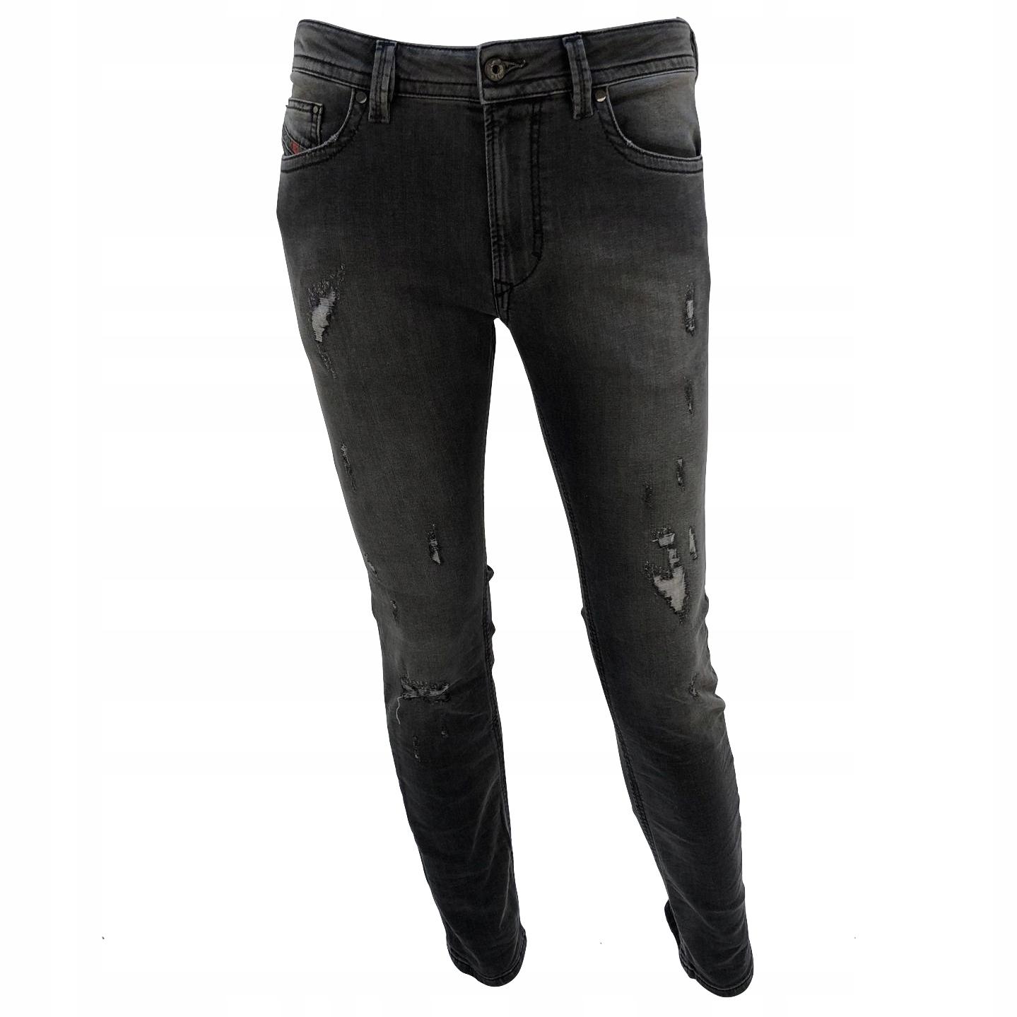 Spodnie Diesel Jeans THAVAR 0673P 02 31x30 -60%