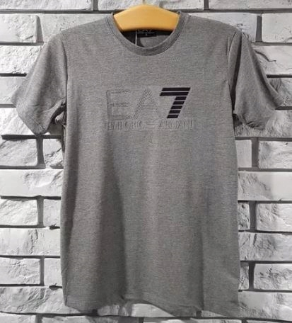 EMPORIO ARMANI r.L t-shirt koszulka DUŻE LOGO