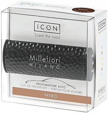 Millefiori Milano Icon Zapach do samochodu NERO