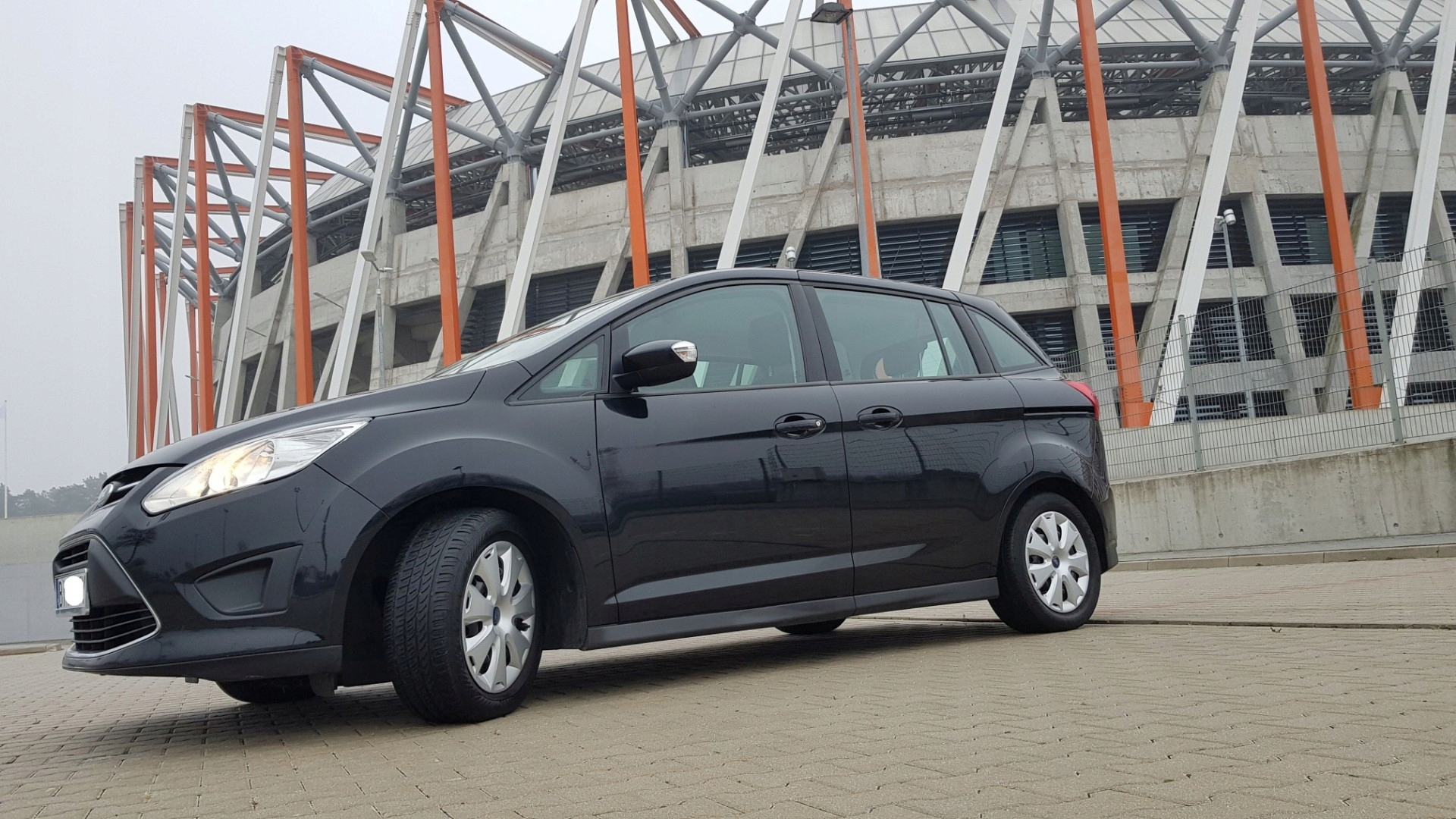 Ford Grand C-MAX 1.6 Bezwypadkowy