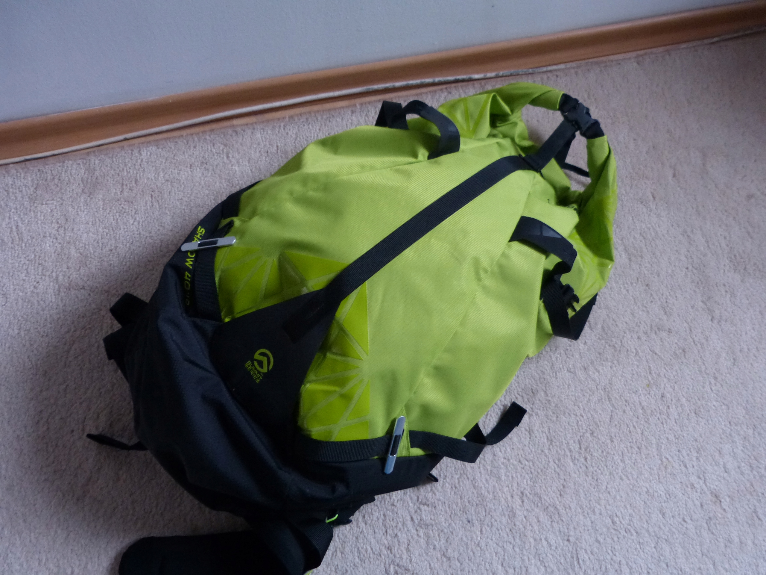 new authentic wholesale dealer 100% genuine PLECAK WSPINACZKOWY THE NORTH FACE SHADOW 40+10L