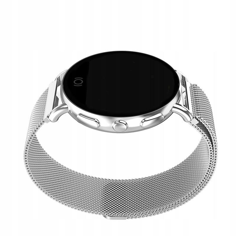 NOWOŚĆ Zegarek SmartWatch DAMSKI OpaskaMAGNETYCZNA