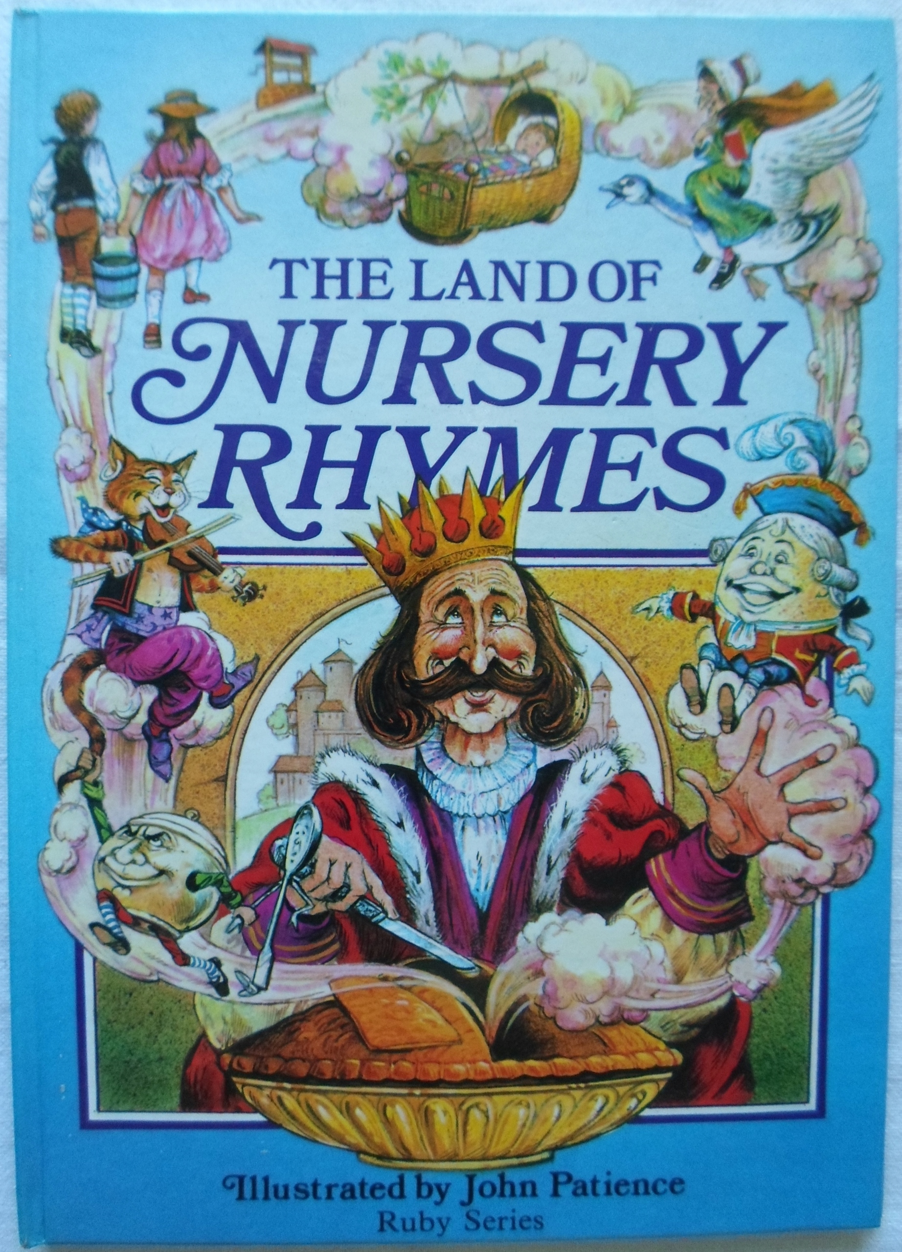 The Land of Nursery Rhymes