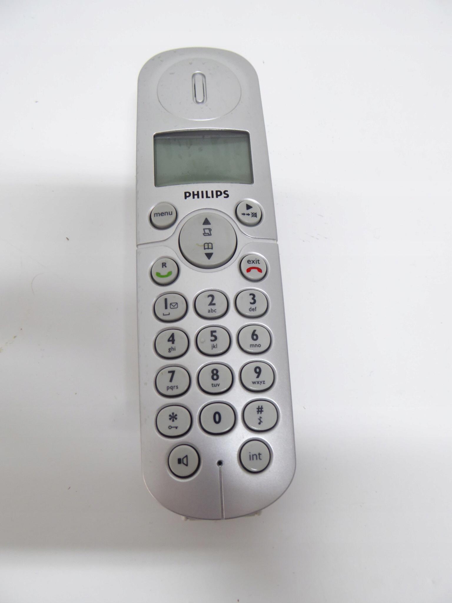 SŁUCHAWKA DO TELEFONU PHILIPS CD240