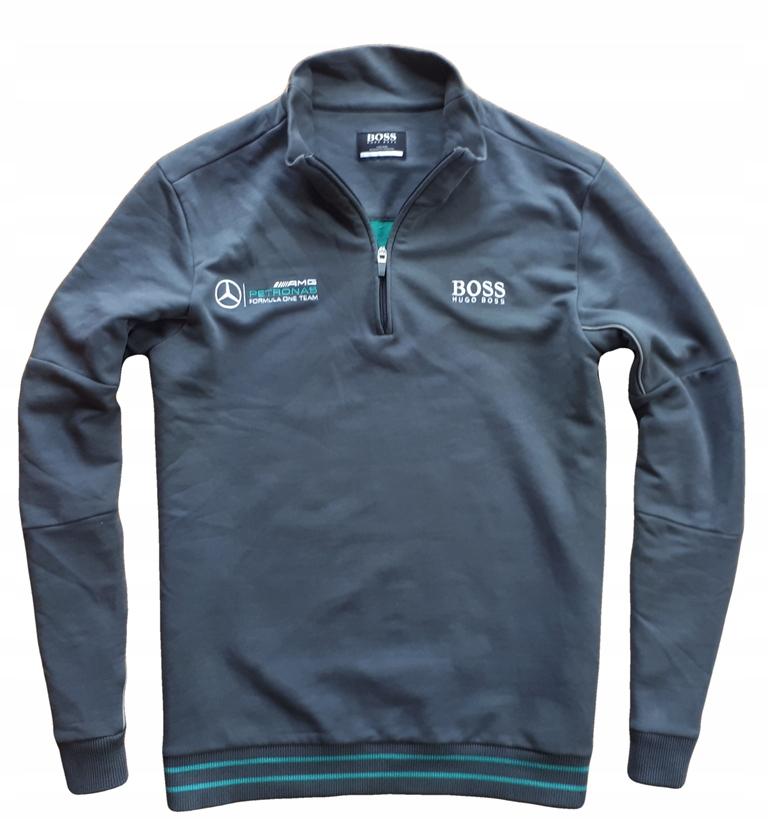 Hugo BOSS Mercedes AMG Formula One bluza UNIKAT