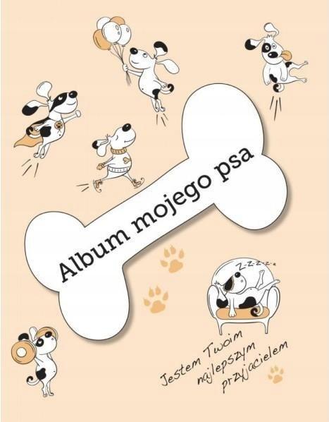 Album mojego psa Hanna Cieśla Arkady