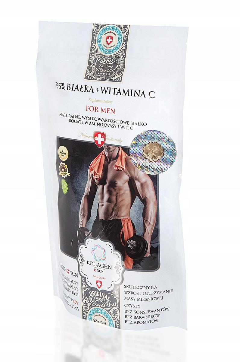 Kolagen NCN Białko For Man 100 gr