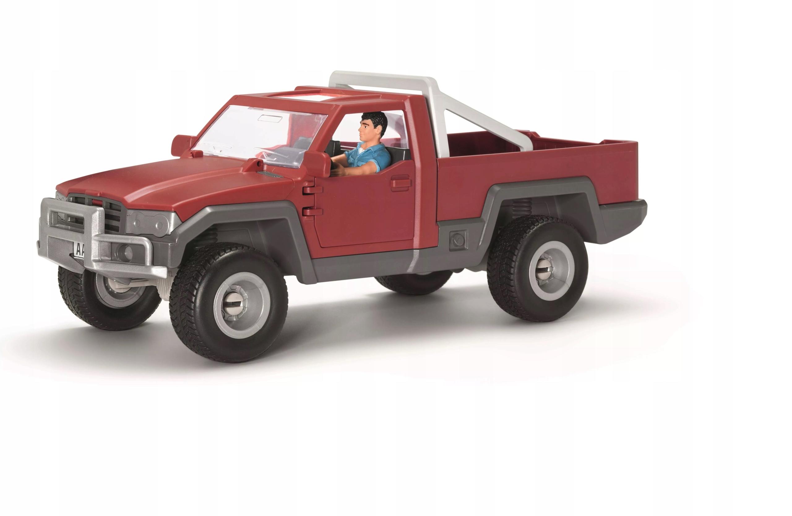 Schleich 42090 Samochód terenowy z kierowcą