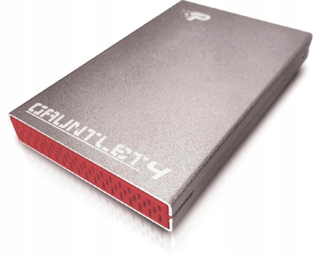 Gauntlet 4 USB3.1 SSD/HDD CASE 2,5'' SATA III