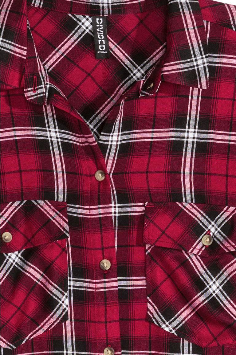 8c0017f9758417 H&M Długa koszula rozm. 34 (XS) - 7219098498 - oficjalne archiwum ...