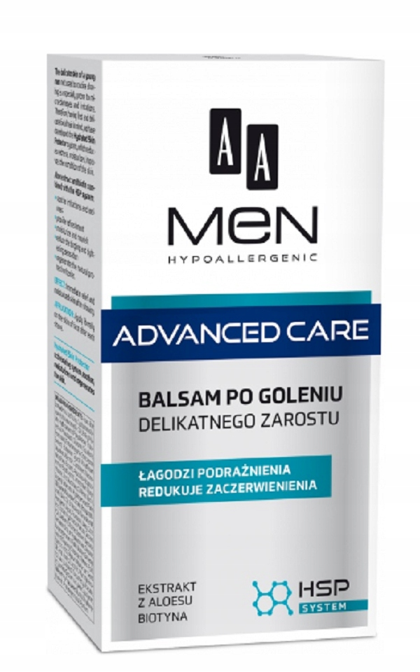 AA Men Advanced Care After-Shave Balm balsam po go