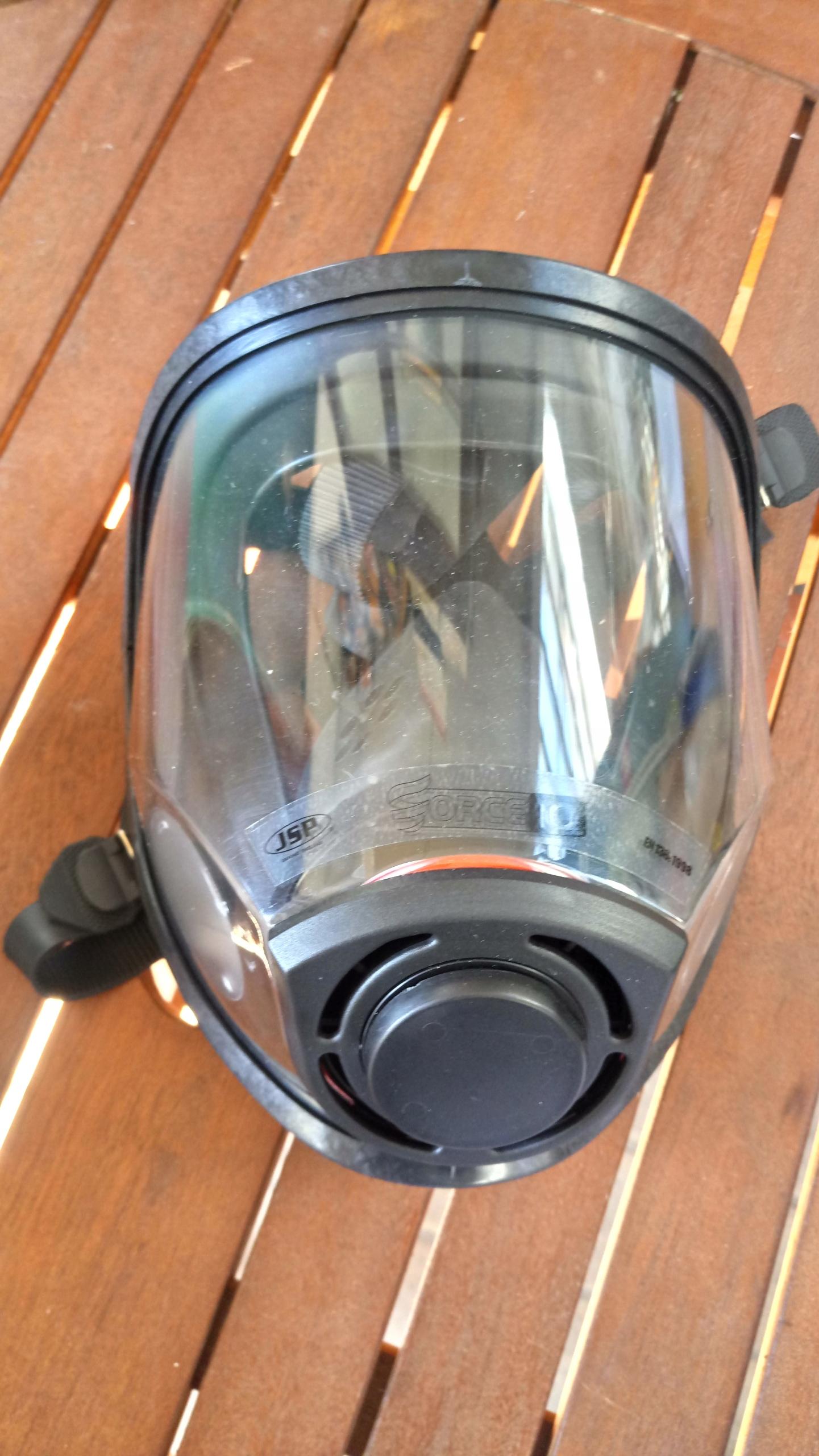 Maska JSP P3R Full Face Mask - 8003936388 - oficjalne
