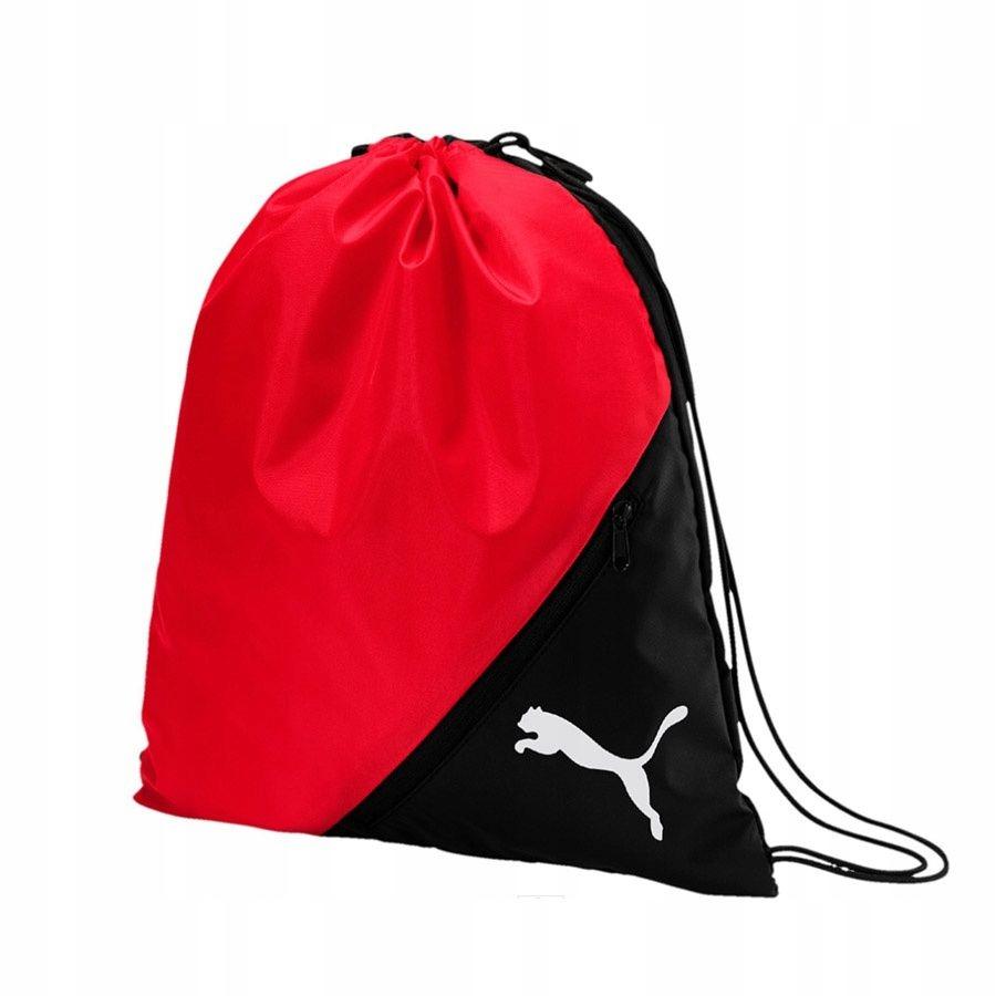 Plecak Worek Puma Liga Gym Sack 075216 02 czerwony