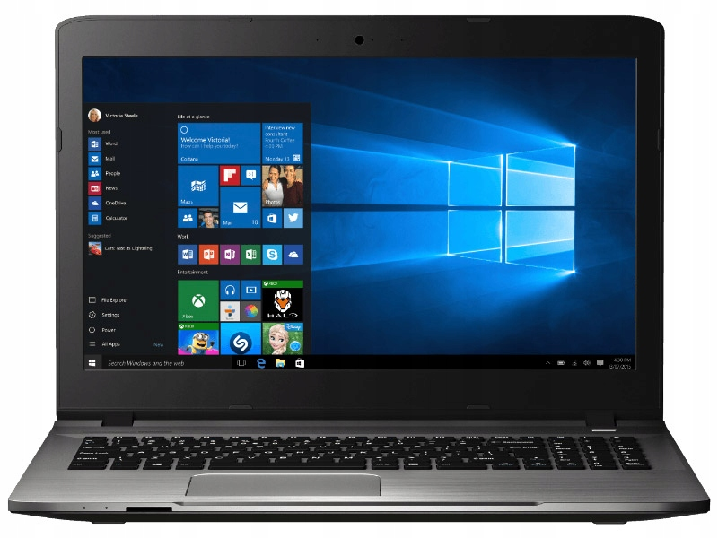 Laptop PEAQ C1015 Intel 3825U 4GB 500GB Win10