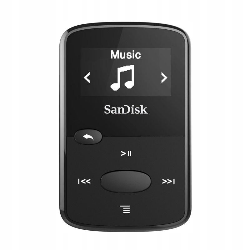 SANDISK Clip Jam 8GB Black