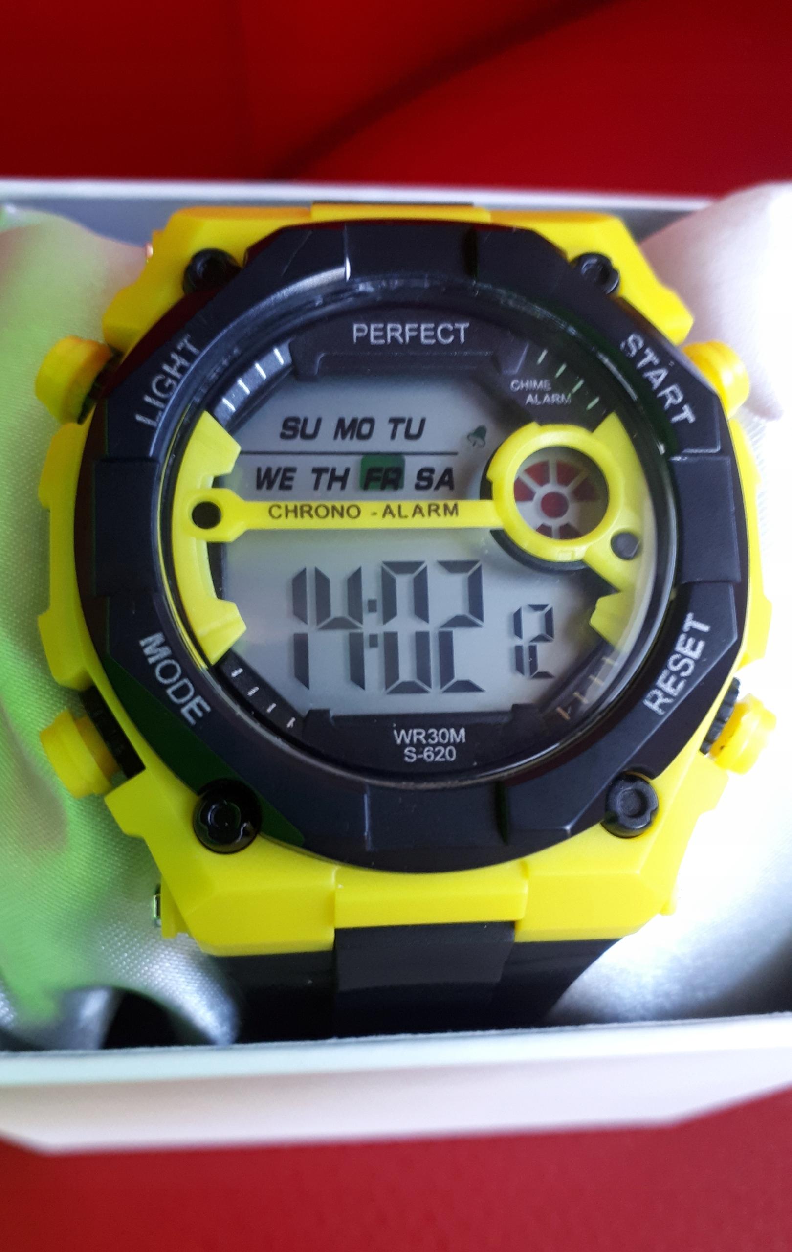 Zegarek Sportowy PERFECT. OKAZJA!