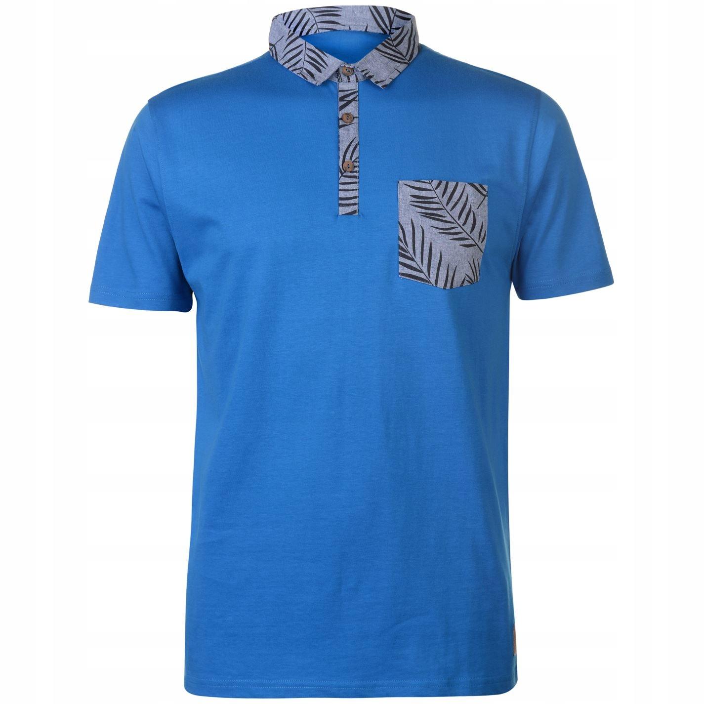 Koszulka polo Pierre Cardin kołnierzyk 542524 M
