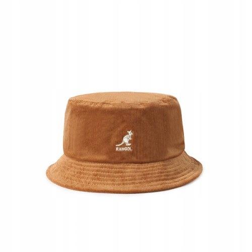 Aks2* Kangol Cord Bucket Hat sztruksowy kapelusz M