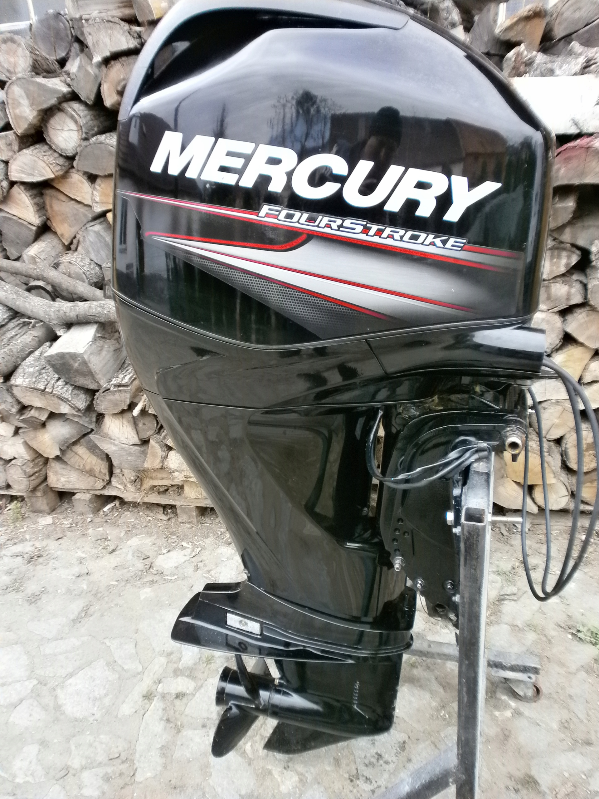 Silnik zaburtowy Mercury F 60 EFI