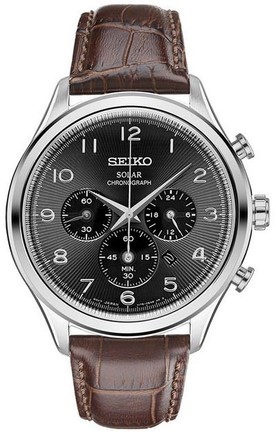 zegarek SEIKO Solar SSC565P1 GWARANCJA prezent