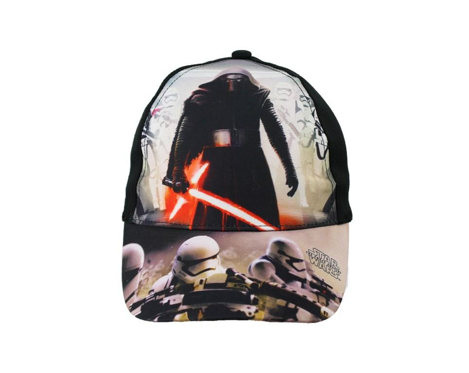 STAR WARS czapka z daszkiem 52 cm Gwiezdne Wojny