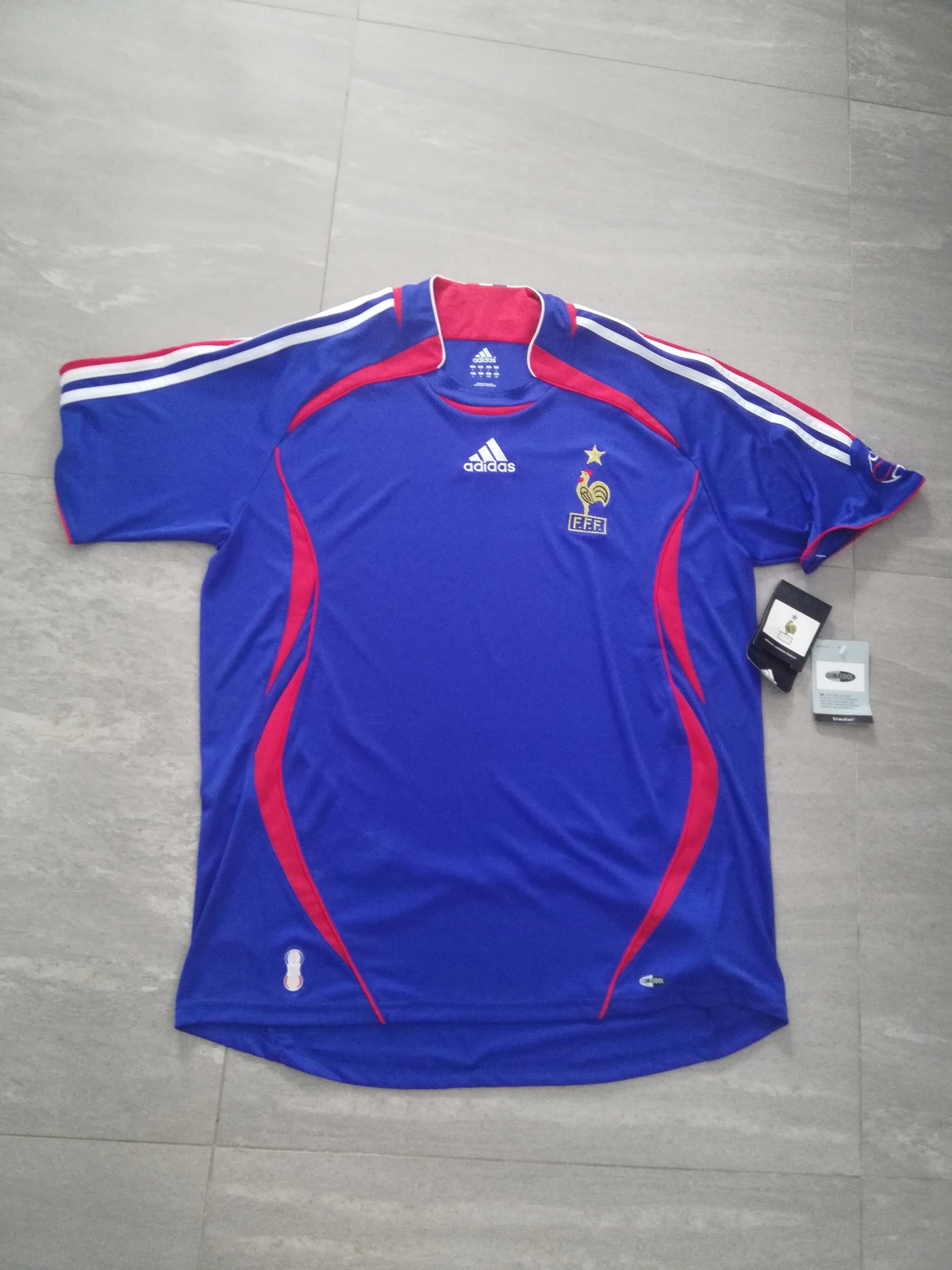 Koszulka Adidas Francja F. F. F r. L