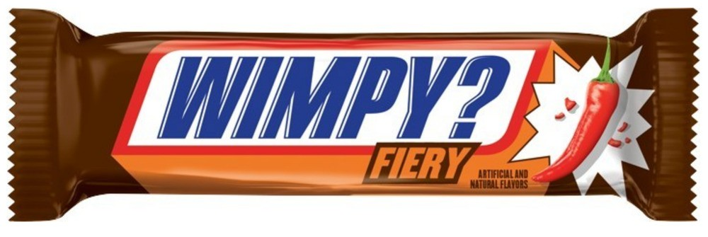 Snickers Fiery Limited Edition